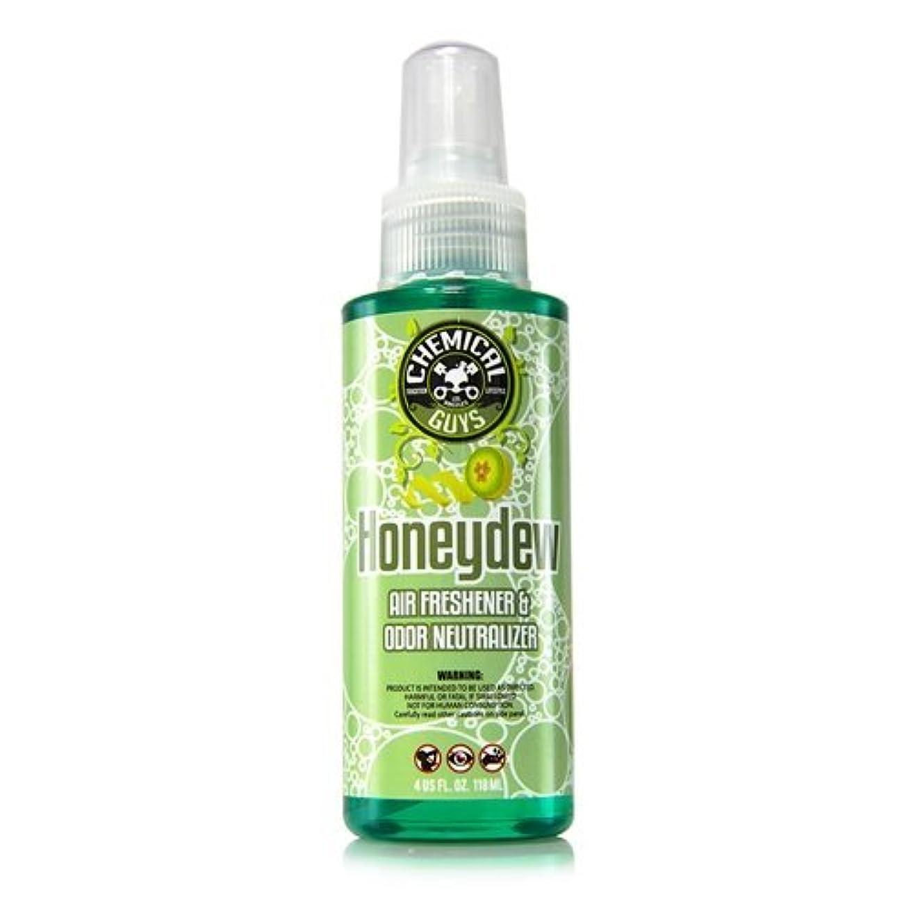 書道道路うれしいChemical Guys AIR_220_04 Honeydew Premium Air Freshener and Odor Eliminator (4 oz) [並行輸入品]