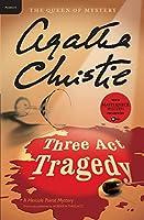 Three Act Tragedy: A Hercule Poirot Mystery (Hercule Poirot Mysteries)