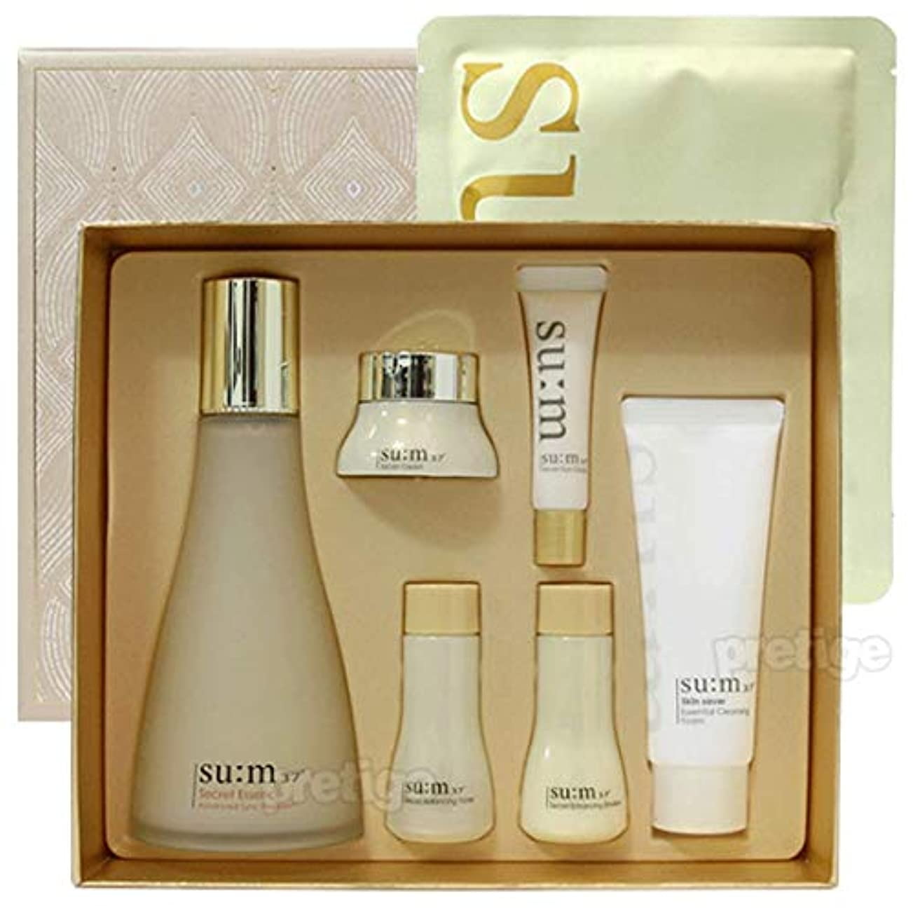職人超越するあなたは[su:m37/スム37°] SUM37 Secret Essence SPECIAL 150ml Limited Edition/シークレットエッセンススペシャルリミテッドエディション+[Sample Gift](海外直送品)