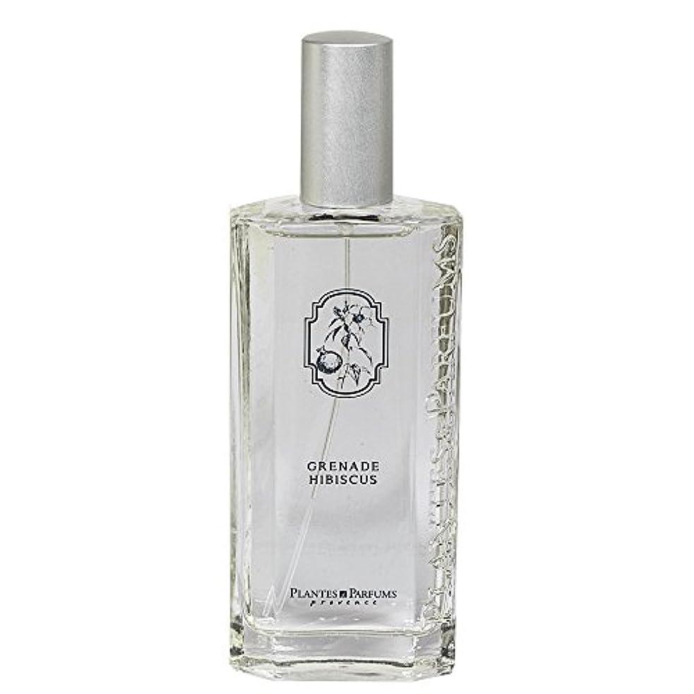 不均一談話倒産Plantes&Parfums[プランツ&パルファム] オードトワレ ポメグラネート&ハイビスカス