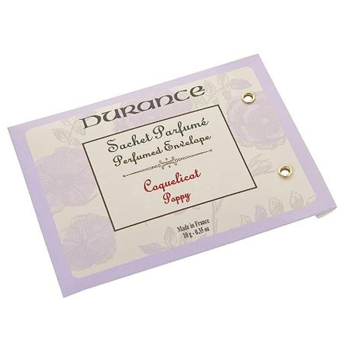 スワップ強制的ソフトウェアデュランス Durance エンベロープ Scent envelopes 香り袋 匂い袋 サシェ (ポピー47502) [並行輸入品]