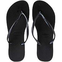 havaianas Womens 4000030 Flip Flop Sandals Size: 8 White