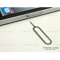 iPhone4/4S/iPad2用 SIMカードスロット取り出しピン
