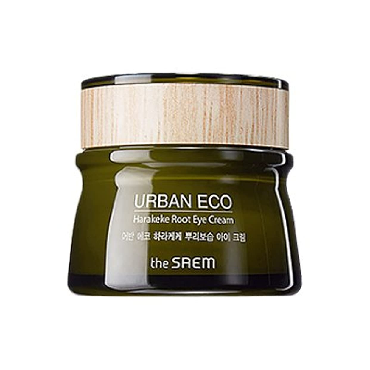 エンドウ記憶絶えずThe SAEM Urban Eco Harakeke Root Eye Creamザセムアーバンエコハラケケ根保湿アイクリーム [並行輸入品]