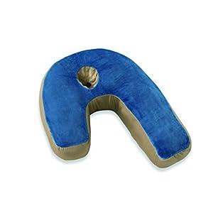 フランスベッド 横向き寝枕 Sleep Vantage PREMIUM(スリープ バンテージ プレミアム) ネイビー