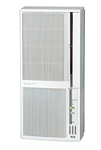 コロナ ウインドエアコン 冷暖房兼用タイプ (冷房4.5-7畳/暖房4-5畳) シェルホワイト CWH-A1818(WS)