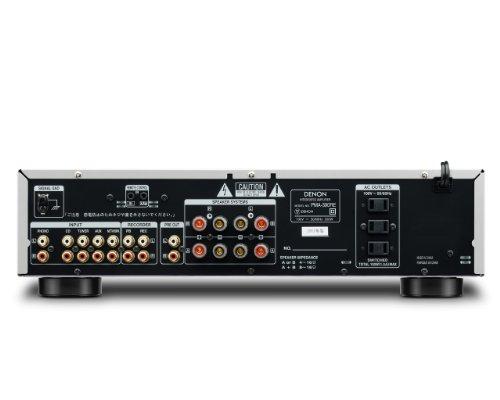 DENON プリメインアンプ エントリークラス プレミアムシルバー PMA-390RE-SP