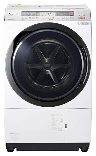パナソニック ななめドラム洗濯乾燥機 11kg 右開き クリスタルホワイト NA-VX8900R-W
