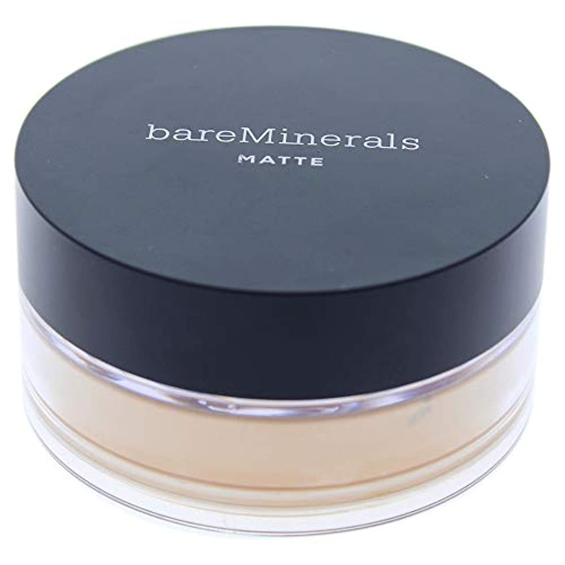 援助脱臼する作業ベアミネラル BareMinerals Matte Foundation Broad Spectrum SPF15 - Golden Nude 6g/0.21oz並行輸入品