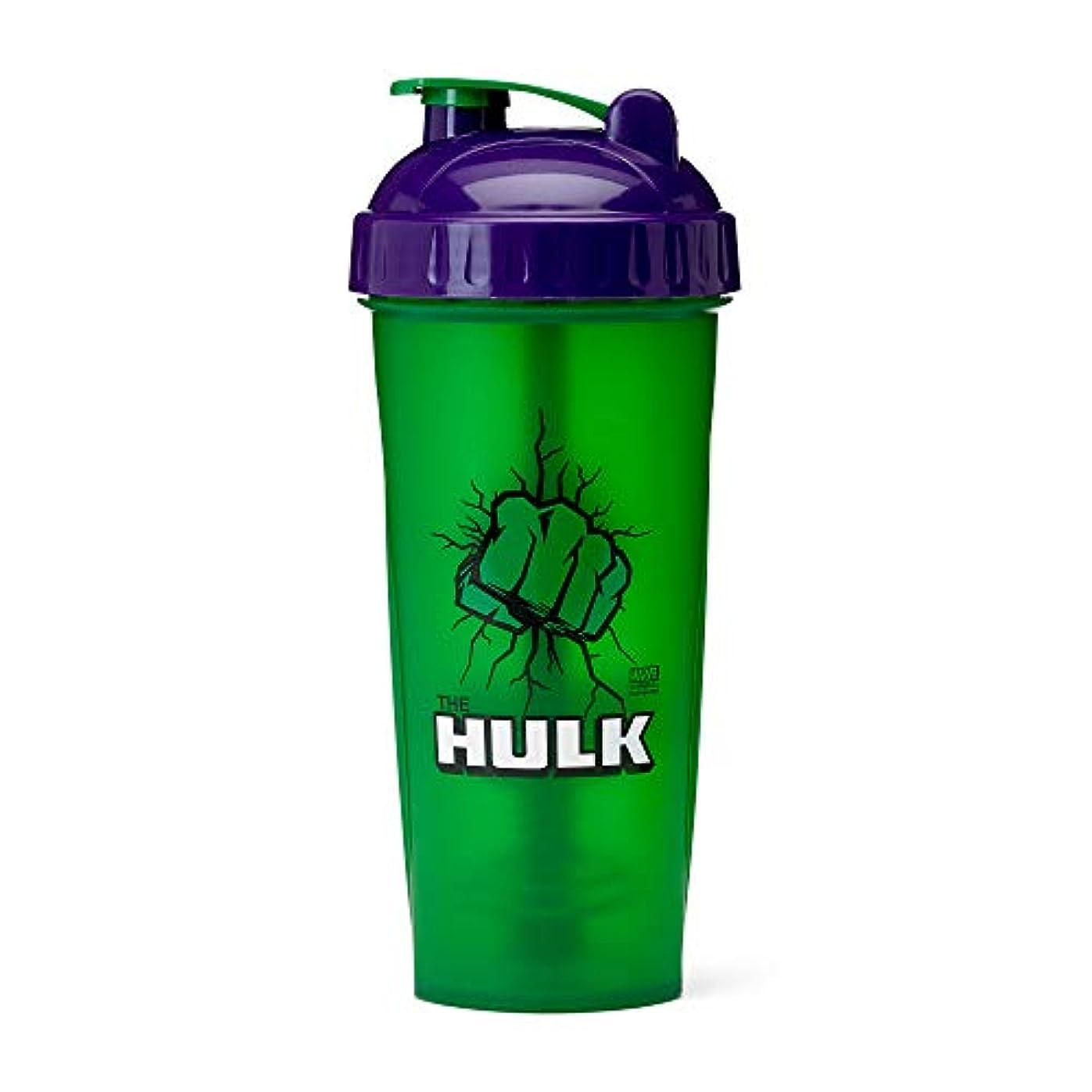振る舞うディプロマ王族PerfectShaker Hero Series Shaker Cup, Hulk, 28 Ounce by PerfectShaker