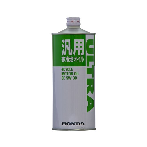 Honda(ホンダ) エンジンオイル ウルトラ SE 5W3...
