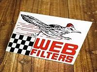 ステッカー WEB FILTERS_SC-005-SXW