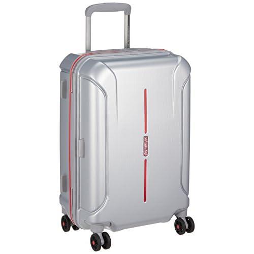 [アメリカンツーリスター] スーツケース TECHNUM テクナム スピナー55 機内持込可 機内持込可 保証付 36L 55cm 2.8kg 37G*08004 08 アルミニウム