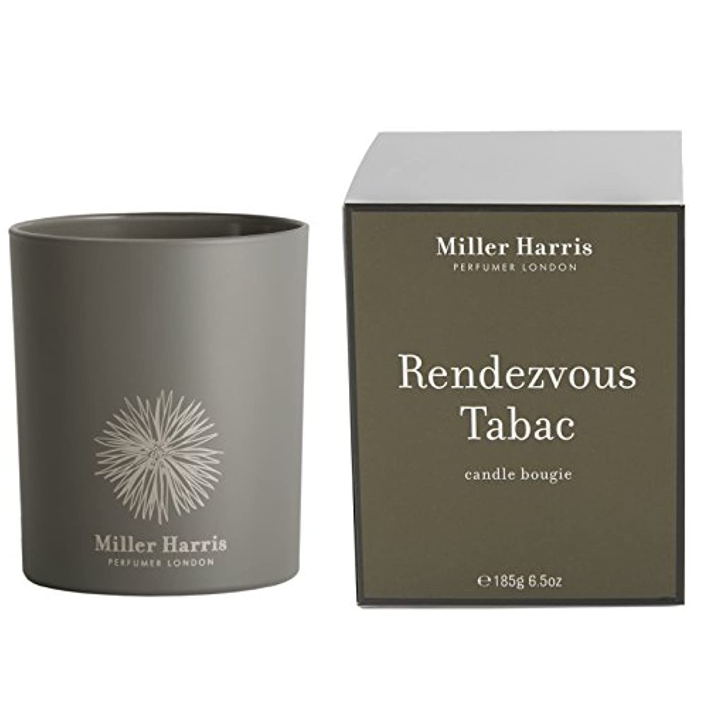 吸う評議会ディレイミラーハリス Candle - Rendezvous Tabac 185g/6.5oz並行輸入品