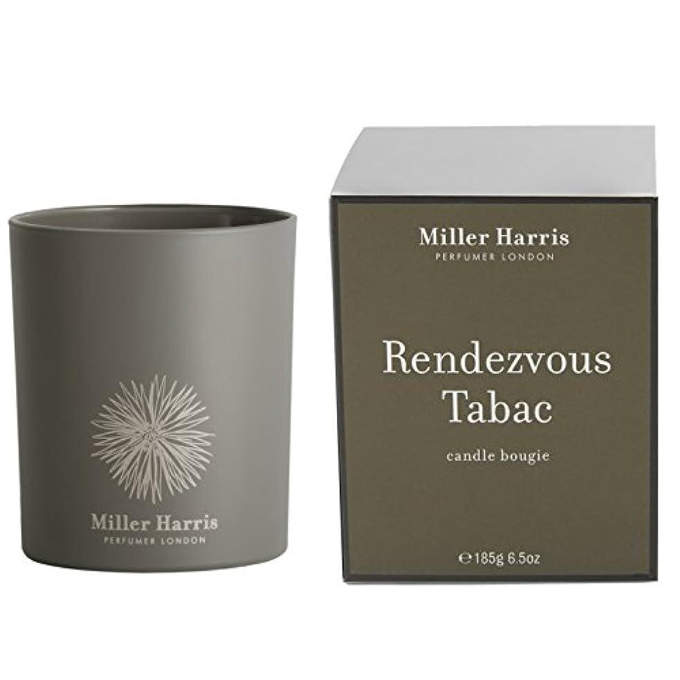 騒々しい反論怖がって死ぬミラーハリス Candle - Rendezvous Tabac 185g/6.5oz並行輸入品