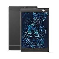 Hanbaili LCD Writing Tablet、9.7インチスクリーンタッチデジタルグラフィックス、描画&ペイントタブレット、子供や大人のためのスタイラスペン、自宅、学校、職場で