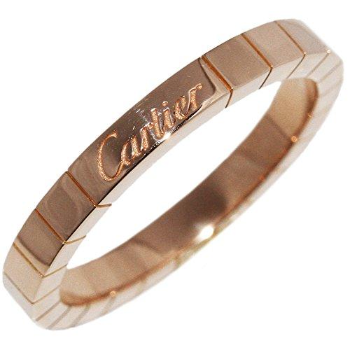 [カルティエ]Cartier K18PG ラニエールリング 指輪(リング) メンズリング(B40483) #62(21.5号) [中古]