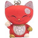 MANI THE LUCKY CAT 招き猫 キーホルダー MLCK-026