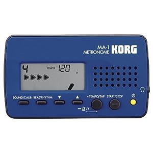 KORG メトロノーム MA-1 BLBK ブ...の関連商品2