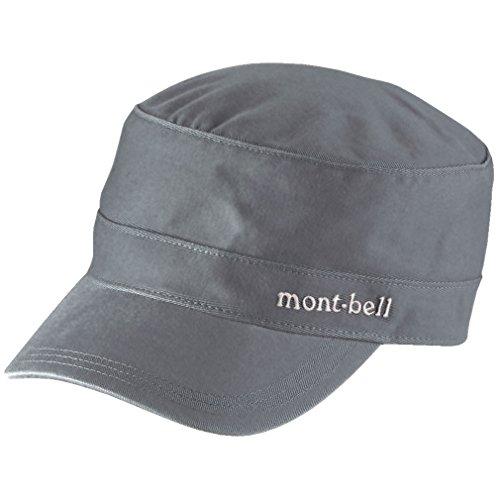 モンベル UVカット コットンワークキャップ(メンズ・レディース)