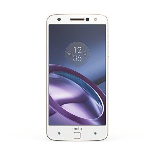 モトローラ スマートフォン Moto Z 64GB ホワイト 国内正規代理店...