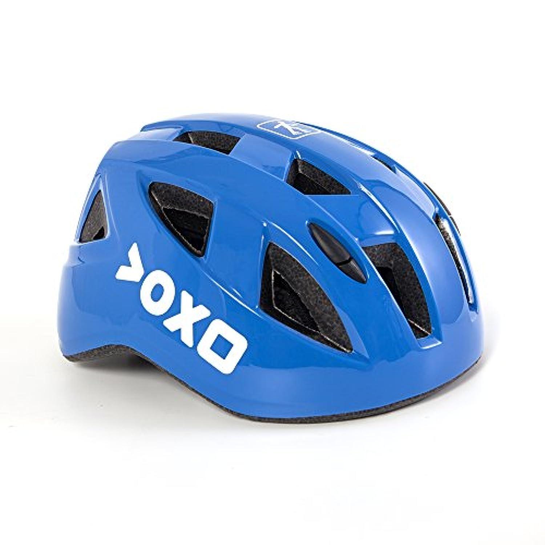 ヘルメット こども 用 子供 自転車 超軽量 調整可能 幼児 キッズ 小学生 スケートボードなど適用 スポーツヘルメット【Anyfashion】