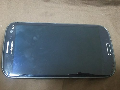 GALAXY S III α SC-03E docomo [Sapphire Black]