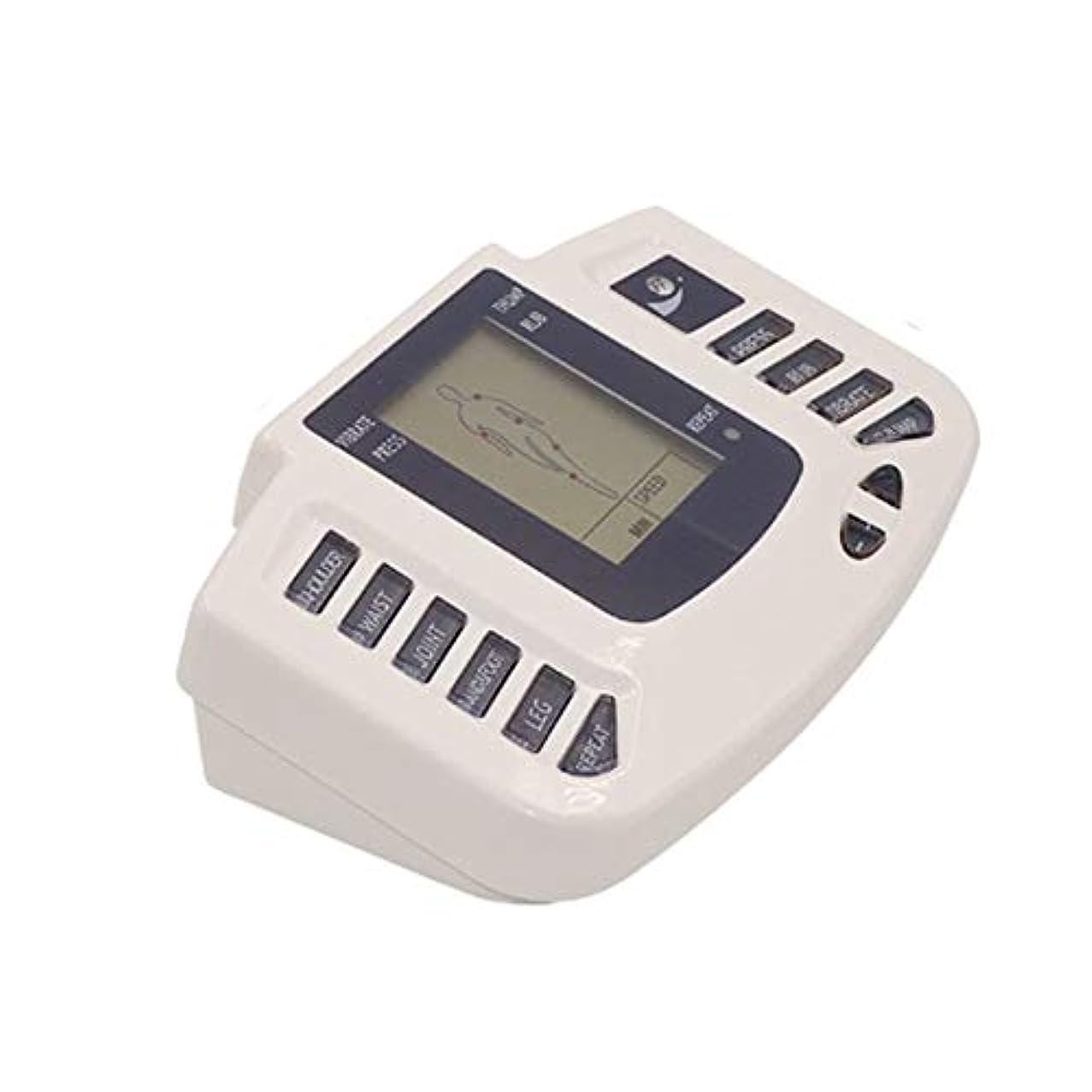 金額やむを得ない斧Bonni 電気刺激装置フルボディリラックスマッサージャー筋肉理学療法パルス数十鍼機械ヘルスケア