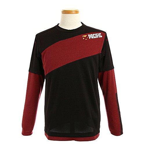 [해외]퍼시픽 (태평양) 드라이 플러스 UV 레이어드 셔츠 PT15FM453 BLK/Pacific (Pacific) Dry Plus UV layered shirt PT15FM453 BLK