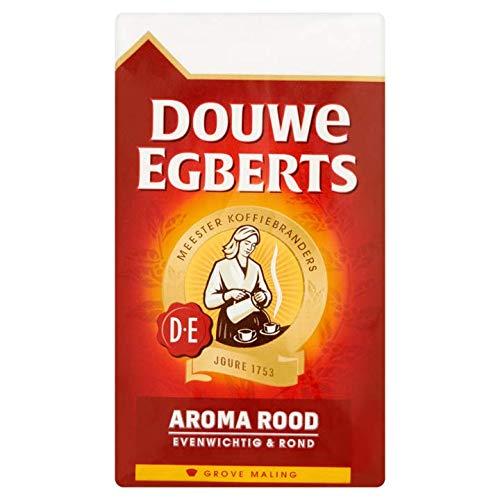 グラウンドコーヒー | Douwe Egberts | アロマレッドグローブメーリングフィルターコーヒー | 総重量 250 グラム