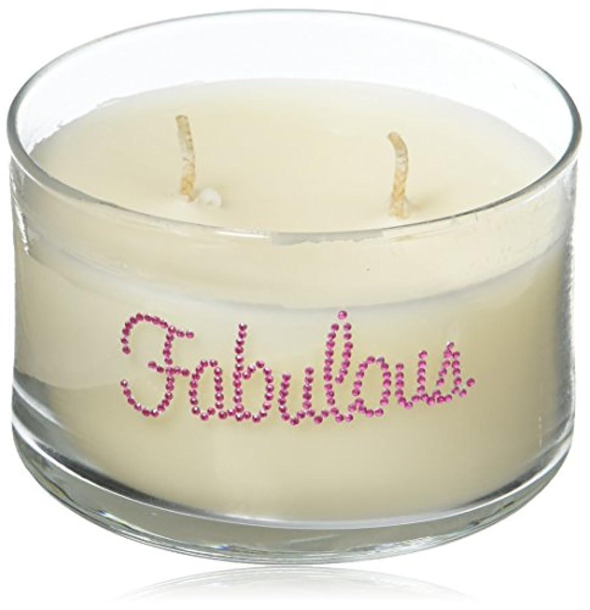 縁石クリーナー空Primal Elements WCFAB Wish Candle44; Fabulous - 9.5 oz.