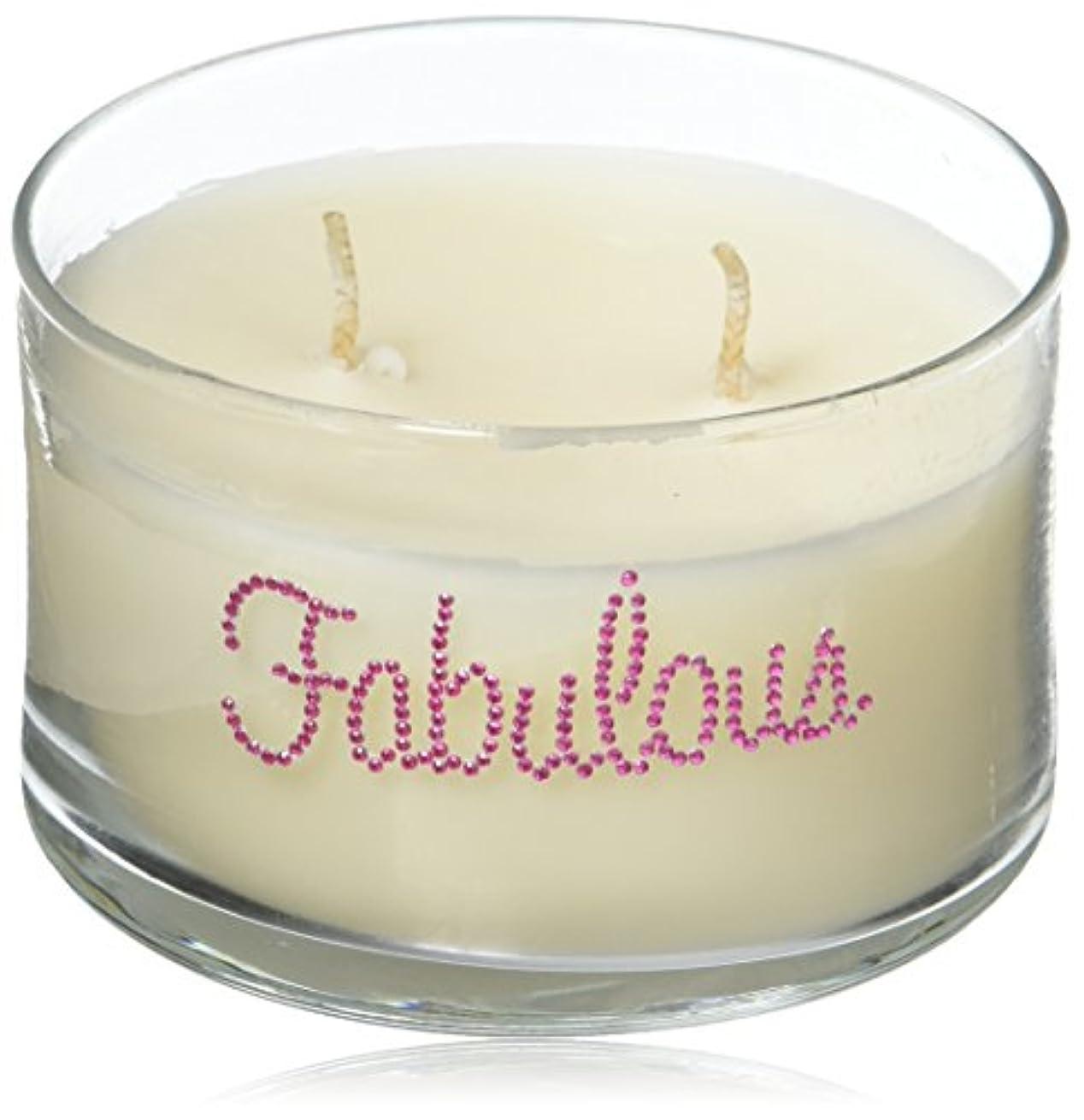 シーン過激派米国Primal Elements WCFAB Wish Candle44; Fabulous - 9.5 oz.