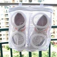 Md 靴用洗濯ネット 洗濯後そのまま干せます シューズランドリーネット