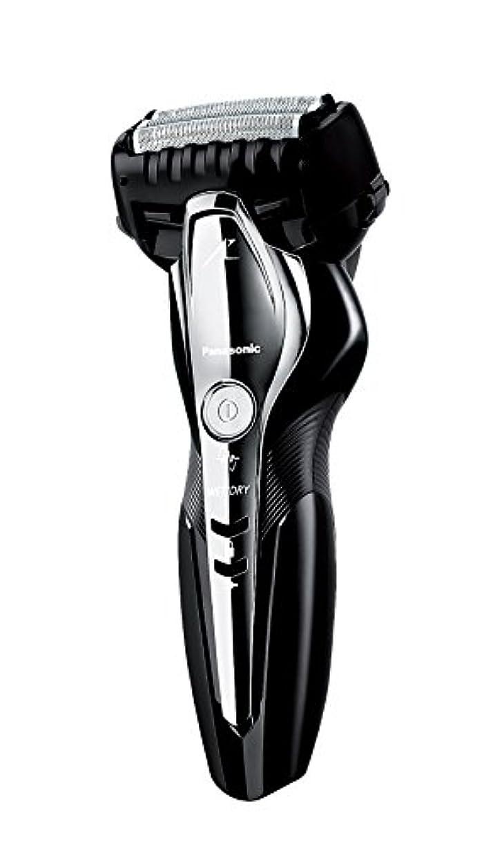 日焼けスロットアフリカパナソニック ラムダッシュ メンズシェーバー 3枚刃 お風呂剃り可 黒 ES-ST2Q-K