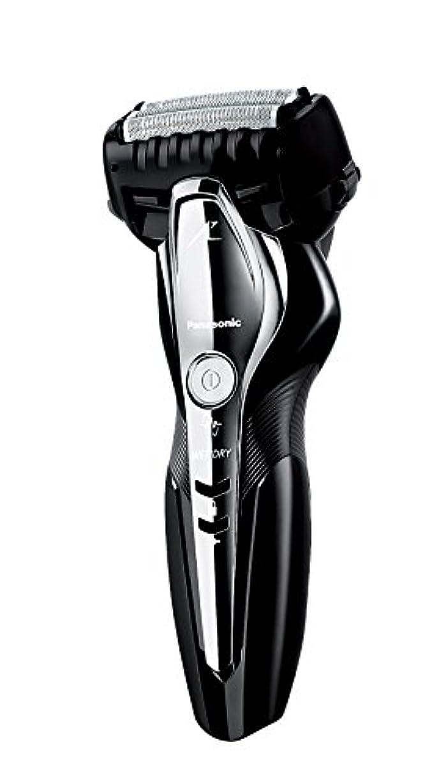 属する窓ライナーパナソニック ラムダッシュ メンズシェーバー 3枚刃 お風呂剃り可 黒 ES-ST2Q-K