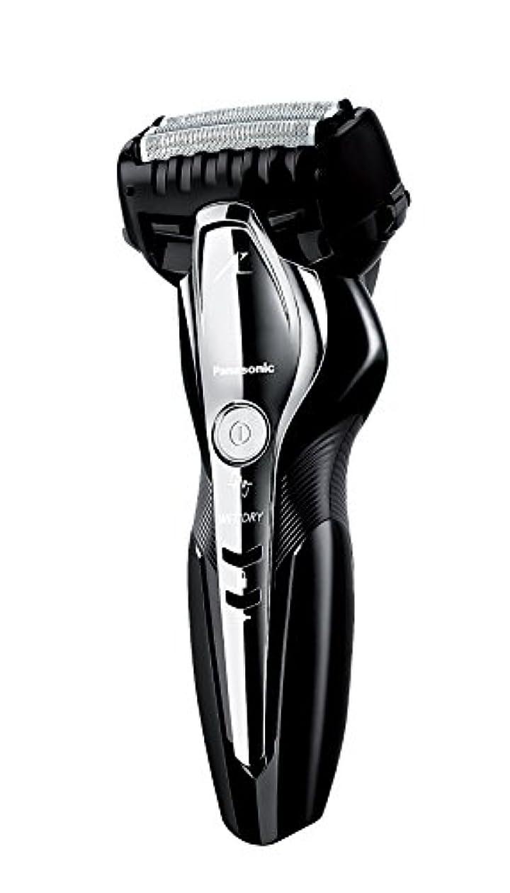拍車調和のとれた隙間パナソニック ラムダッシュ メンズシェーバー 3枚刃 お風呂剃り可 黒 ES-ST2Q-K