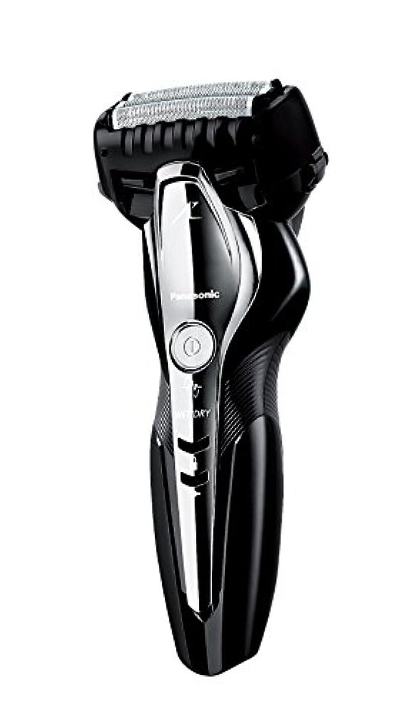 高揚したかすれた無謀パナソニック ラムダッシュ メンズシェーバー 3枚刃 お風呂剃り可 黒 ES-ST2Q-K