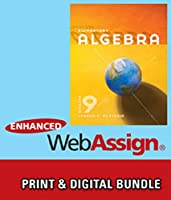 Elementary Algebra + Enhanced WebAssign Developmental Math Access Code