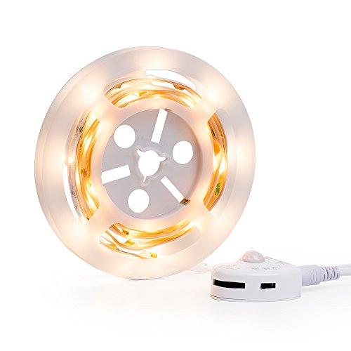 [해외]led 센서 라이트 테이프 라이트 인체 어댑터가 1.2m 1.2m × 2 발 등 각광 침대 라이트/led Sensor light tape light with personality adapter 1.2 m 1.2 m x 2 feet light Foot light bed light
