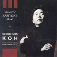 Dramatic Baritone Arias (Korea Edition)