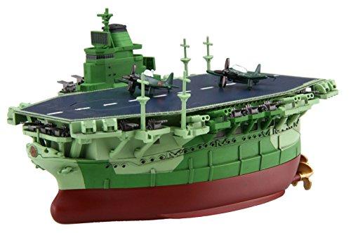 フジミ模型 ちび丸艦隊シリーズ No.35 信濃 全長約11cm ノンスケール 色分け済み プラモデル ちび丸35
