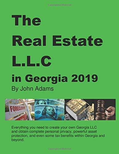 Download The Real Estate L.L.C. in Georgia 2019 1797979027