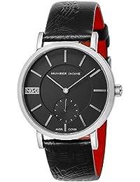 [エンジェルクローバー]Angel Clover 腕時計 NUMBER(N)INE ブラック文字盤 NNS40SBKBK メンズ