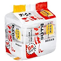 サトウのごはん 秋田県産あきたこまち 200g 5食パック×8個
