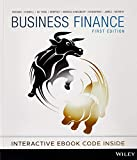 Cover of Business Finance 1E Hybrid
