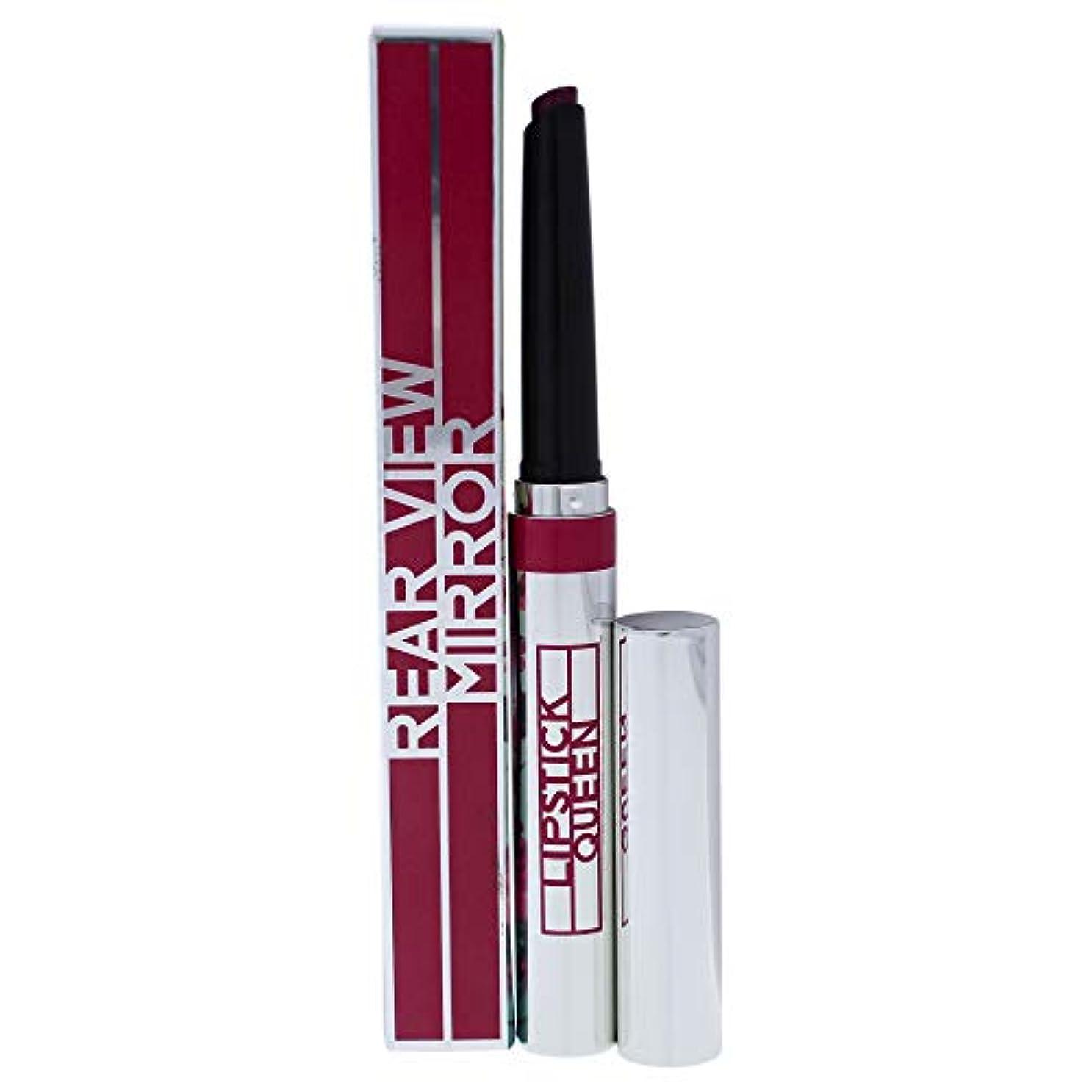 暴露縁石名門リップスティック クィーン Rear View Mirror Lip Lacquer - # Berry Tacoma (A Bright Raspberry) 1.3g/0.04oz並行輸入品