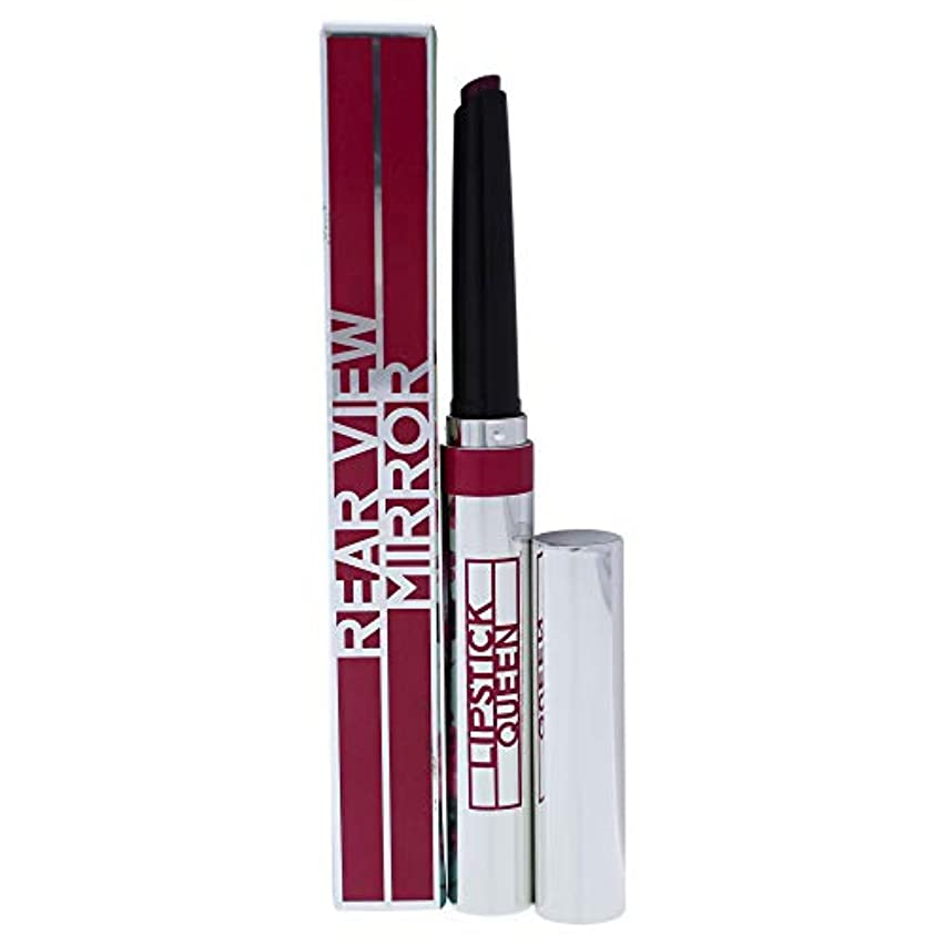 持続するうっかりピルファーリップスティック クィーン Rear View Mirror Lip Lacquer - # Berry Tacoma (A Bright Raspberry) 1.3g/0.04oz並行輸入品
