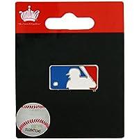 メジャーリーグ野球ロゴラペルピン