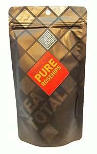 Tea total (ティートータル) / ローズヒップティー 100g入り袋タイプ ニュージーランド産 (ハーブティー / フレーバーティー / ノンカフェイン) [並行輸入品]