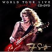 Taylor Swift - Speak Now World Tour Live (CD+DVD)